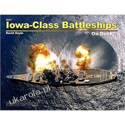 Iowa Class Battleships on Deck Lotnictwo