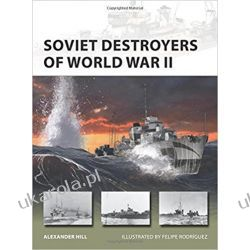 Soviet Destroyers of World War II (New Vanguard) Książki naukowe i popularnonaukowe