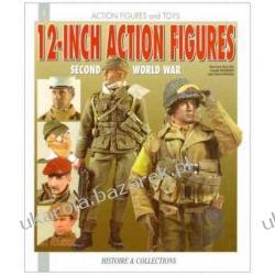 12 INCH FIGURINES Soldiers of World War II (Action Figures & Toys S.)  Jean-Marie Mongin, Raymond Giuliani Zagraniczne