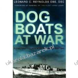 Dog Boats at War Leonard C. Reynolds Kalendarze ścienne