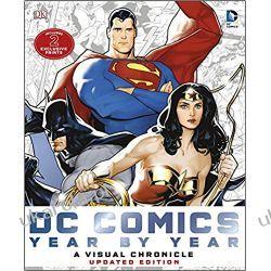 DC Comics Year by Year A Visual Chronicle Pozostałe