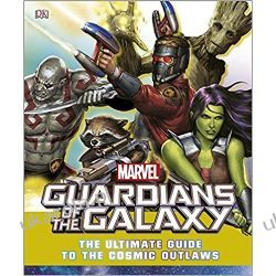 Marvel Guardians of the Galaxy The Ultimate Guide to the Cosmic Outlaws Fortyfikacje