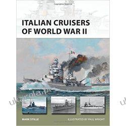 Italian Cruisers of World War II (New Vanguard) Samochody