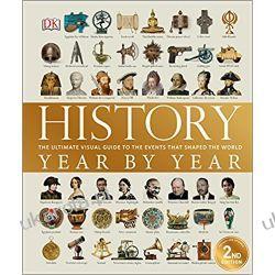History Year by Year DK Kalendarze ścienne