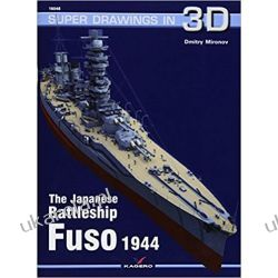 The Japanese Battleship Fuso (Super Drawings in 3D) Zagraniczne