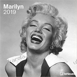 Kalendarz 2019 Marilyn Monroe Calendar