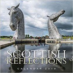 Kalendarz 2019 Scotland Calendar - Scottish Reflections Szkocja