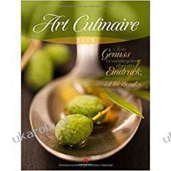 Kalendarz Kuchnia Art Culinaire 2019 Calendar