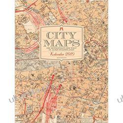 Kalendarz Mapy City Maps 2019 Calendar