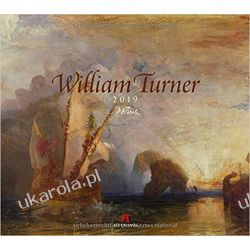 Kalendarz William Turner 2019 Calendar