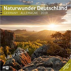 Kalendarz Niemcy Germany 2019 Calendar
