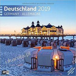 Kalendarz Niemcy 2019 Germany Calendar