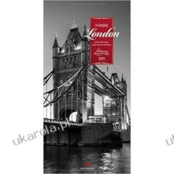 Kalendarz Swinging London 2019 Calendar Londyn