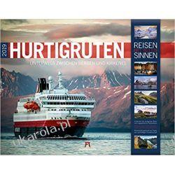 Kalendarz Norwegia Hurtigruten 2019 Norway Calendar