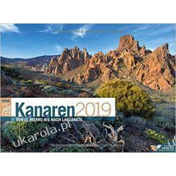 Kalendarz Kanary 2019 Canary Islands Calendar Wyspy Kanaryjskie