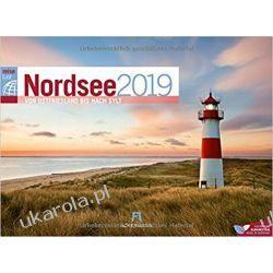 Kalendarz Morze Północne 2019 North Sea Calendar Kalendarze ścienne
