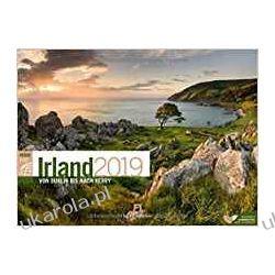 Kalendarz Irlandia 2019 Ireland Calendar Pozostałe