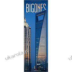 Kalendarz Big Ones Architecture 2019 Calendar Pozostałe