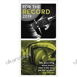 Kalendarz Muzyka For the Record 2019 Calendar