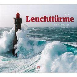 Kalendarz Latarnie Morskie 2019 Lighthouses Calendar