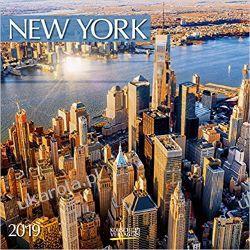 Kalendarz Nowy York New York 2019 Calendar Biografie, wspomnienia