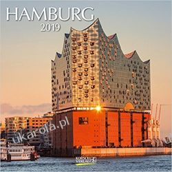 Kalendarz Hamburg 2019 Calendar Pozostałe