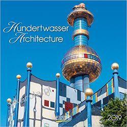 Kalendarz Architektura Hundertwasser Architecture 2019 Calendar Pozostałe