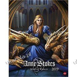 Kalendarz Mystic World Calendar 2019 Niemowlęta, małe dzieci