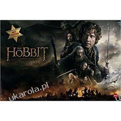 Kalendarz Hobbit 2019 Calendar Kalendarze ścienne