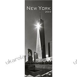 Kalendarz Nowy Jork New York NYC Calendar 2019