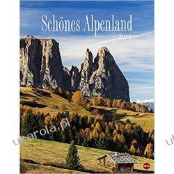 Kalendarz Alpy 2019 The Alps Calendar Góry