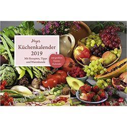 Kalendarz Kuchenny 2019 Calendar Kitchen Samochody
