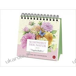 Kalendarz biurkowy 2019 Natura Nature Calendar Pozostałe