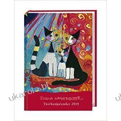 Kalendarz książkowy Rosina Wachtmeister 2019 Planner Calendar