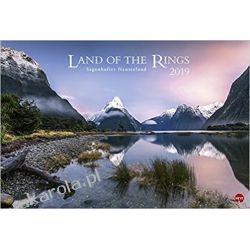 Kalendarz Land of the Rings Calendar 2019