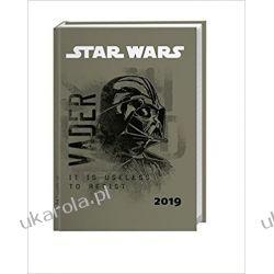 Kalendarz książkowy Gwiezdne Wojny 2019 Star Wars Planner Calendar