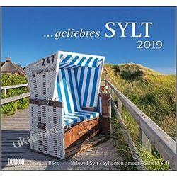 Kalendarz Sylt Niemcy 2019 Calendar