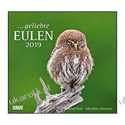 Kalendarz Sowy 2019 Owls Calendar