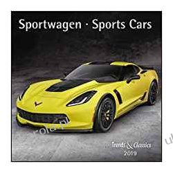 Kalendarz Samochody Sportowe 2019 Sports Cars Calendar Samochody
