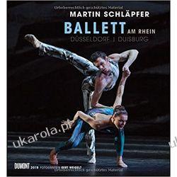 Kalendarz Balet 2019 Ballet Calendar
