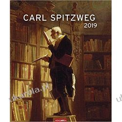 Kalendarz Carl Spitzweg 2019 Art Calendar