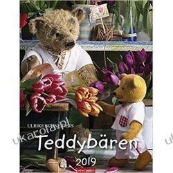 Kalendarz Misie Pluszowe Teddy Bears 2019 Calendar