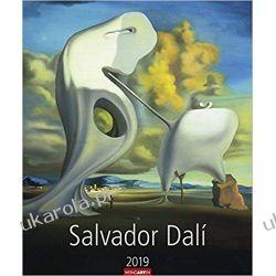 Kalendarz Sztuka Salvador Dalí 2019 Art Calendar