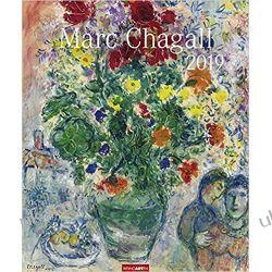 Kalendarz Marc Chagall 2019 Calendar Samochody