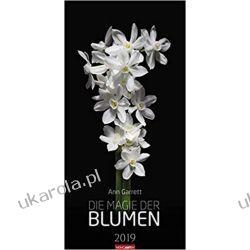 Kalendarz Kwiaty 2019 Flowers Calendar