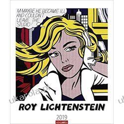 Kalendarz Roy Lichtenstein 2019 Art Calendar