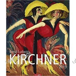 Kalendarz Sztuka Ernst Ludwig Kirchner 2019 Art Calendar