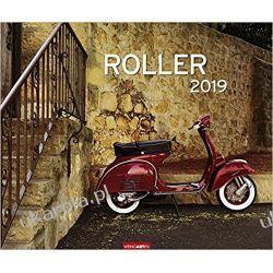 Kalendarz Roller 2019 Calendar Skutery
