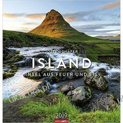 Kalendarz Islandia Iceland 2019 Calendar