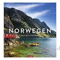 Kalendarz Norwegia 2019 Norway Calendar